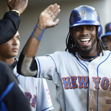 Image: Jose Reyes on June 29, 2011