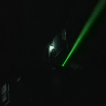 Image: The FAA is investigating two instances of lasers being pointed at news helicopters