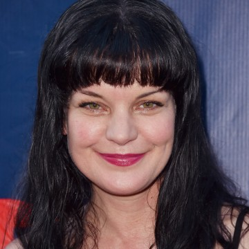 Image: Actress Pauley Perrette