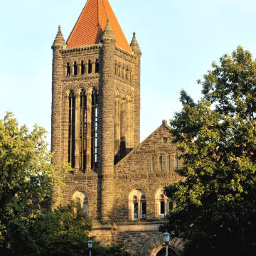 Image: University of Illinois' Urbana-Champaign campus