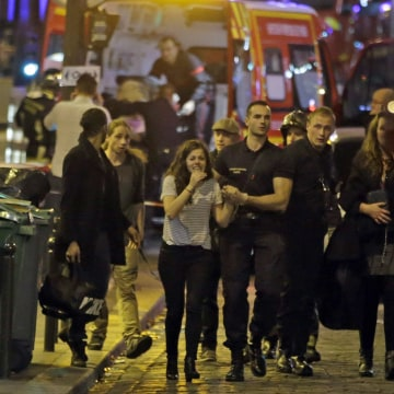 Image: FRANCE-UNREST-ATTACK
