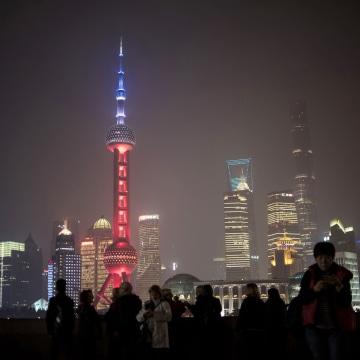 Image: CHINA-FRANCE-ATTACKS