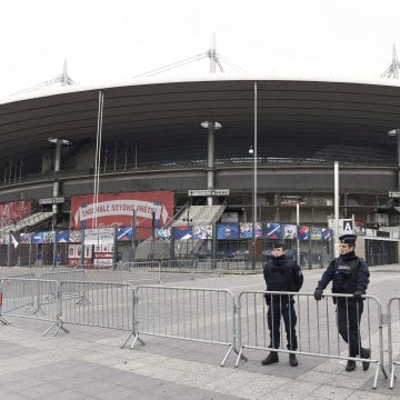 Image: FRANCE-ATTACKS-PARIS - Stade de France stadium