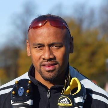 Image: All Blacks winger Jonah Lomu