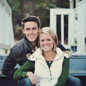 Image: Davey and Amanda Blackburn
