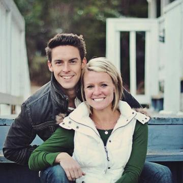 Image: Davey and Amanda Blackburn