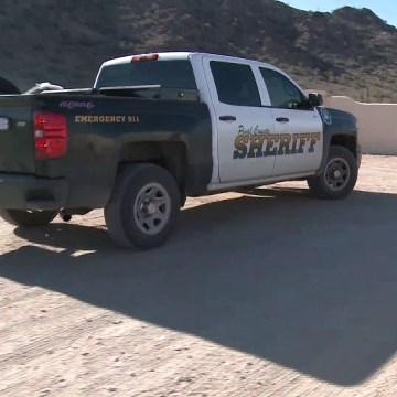 IMAGE: Pinal County, Arizona, skydiving accident investigation