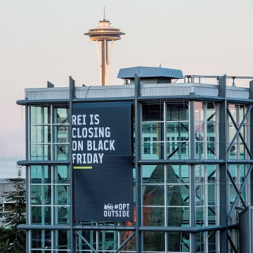 Image: REI Closing Its Doors On Black Friday - Invites Nation To OptOutside