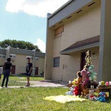 Image: Miami Northwestern Senior High School Students shot and killed