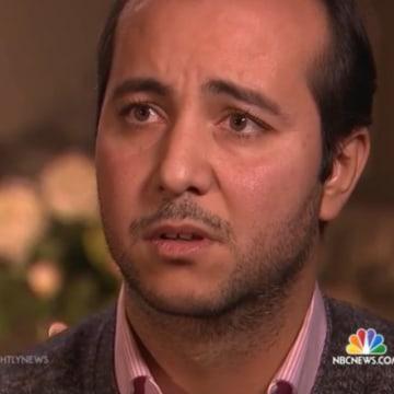 Image: Yasser Bensalah  Paris Attacks survivor