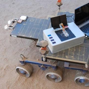 NASA Star Trek Chemical Laptop