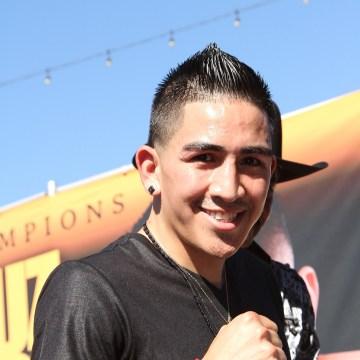 Leo Santa Cruz And Abner Mares Host Los Angeles Press Conference