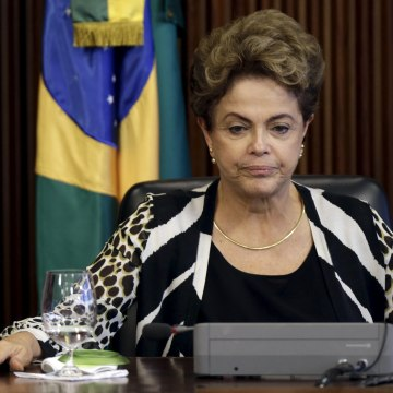 Brazil: President Rousseff Braces for Impeachment Battle