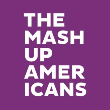 The Mash-Up Americans logo