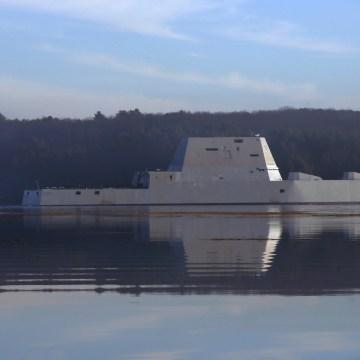 Image: USS Zumwalt