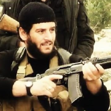Image: Abu Muhammad al-Adnani