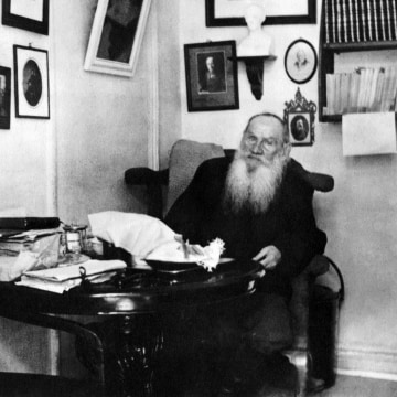 Image: Leo Tolstoy