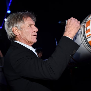 """Image: Premiere Of """"Star Wars: The Force Awakens"""" - Red Carpet"""