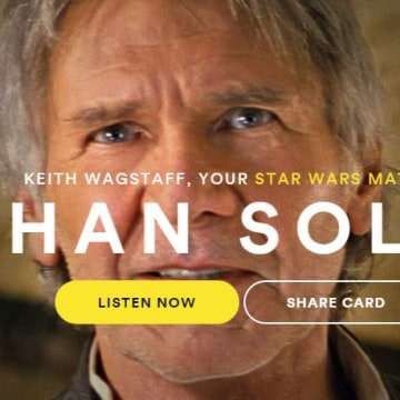 Spotify Han Solo