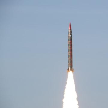 Image: Pakistan Shaheen 1A ballistic missile