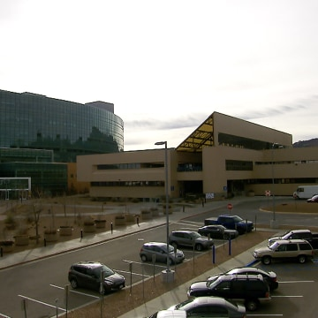 Image: Los Alamos National Laboratory in New Mexico