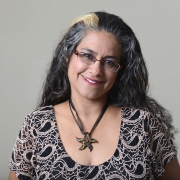Writer Claudia Melendez