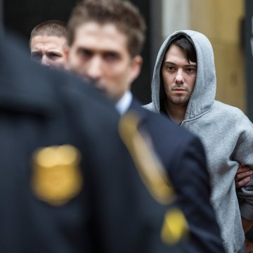 Image: Turing Pharmaceutical CEO Martin Shkreli Arrested For Securities Fraud