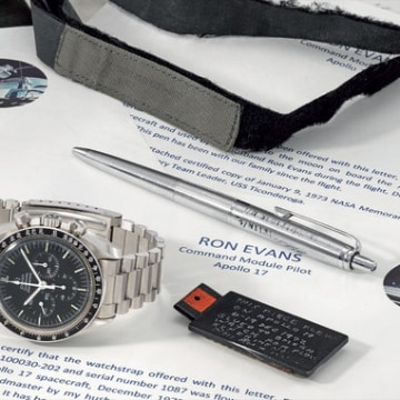 Omega Speedmaster Astronaut Watch