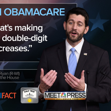 MTP Politifact Check Speaker Paul Ryan