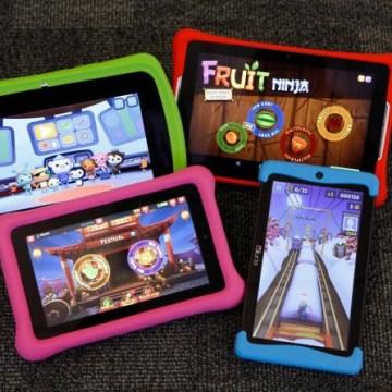 Image: Kids' tablets