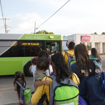 Image: U.S. Central America Immigrant Children