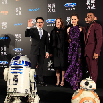 Image: Star Wars Shanghai Fan Event