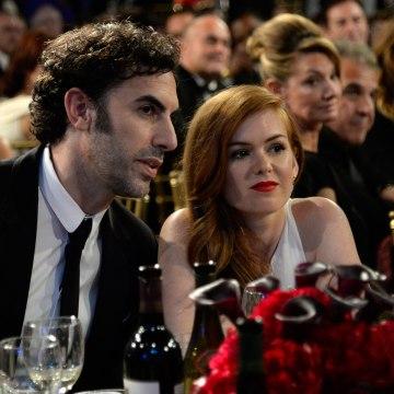 2013 BAFTA LA Jaguar Britannia Awards Presented by BBC America - Inside