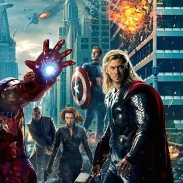 Image: 'The Avengers'
