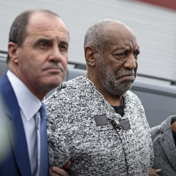 Image: US-ENTERTAINMENT-TELEVISION-CRIME-COSBY