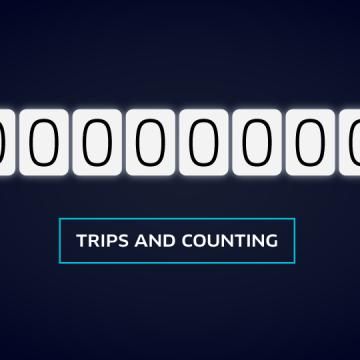 Uber Celebrates One Billionth Ride Taken