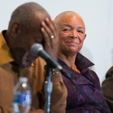 Image: Bill and Camille Cosby