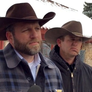 Image: Ammon Bundy and Ryan Bundy