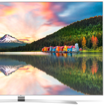 Really Big Screen: LG Unveils 98-Inch 8K TV at CES