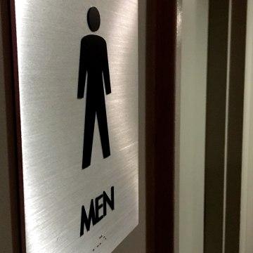 Image: Work bathroom