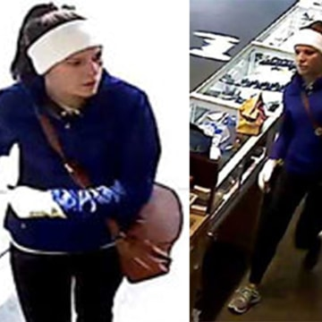 Image: FBI Seeking Identity of Suspect in Multiple Jewelry Store Robberies