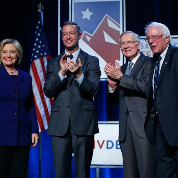 Image: Battle Born Battleground First in the West Caucus Dinner