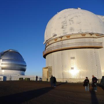 Image: Onizuka Center for International Astronomy