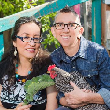 Image: Luz Calvo and Catriona Rueda Esquibel