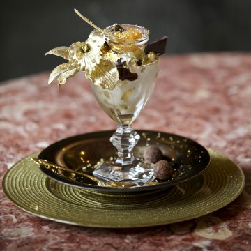 Golden Opulence Sundae Is Worlds Most Expensive Ice Cream