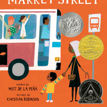 'Last Stop on Market Street' by Matt de la Peña
