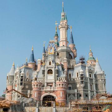 Image: Shanghai Disney Resort