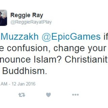 Why a Muslim Gamer Was Banned From Playing Online