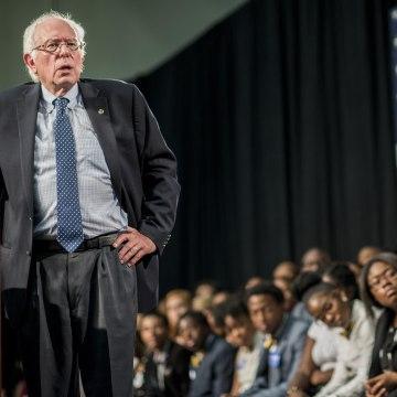 Vermont Senator Bernie Sanders (I-VT)