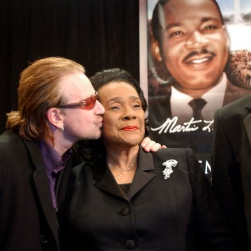 "U2's Bono Honored At The King Center's ""Salute To Greatness"" Dinner"